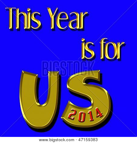 Year For Us 2014