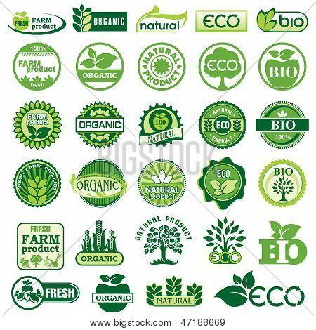 BIO and ECO label