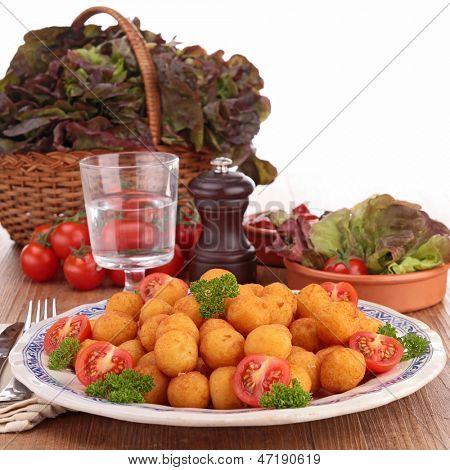 dauphine potato