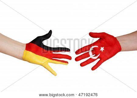 German And Turkish Partnership
