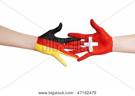 Switzerland And Germany In Partnership