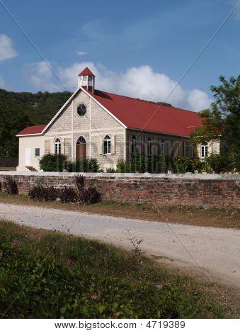 St. Pauls Anglican Church In Antigua Barbuda
