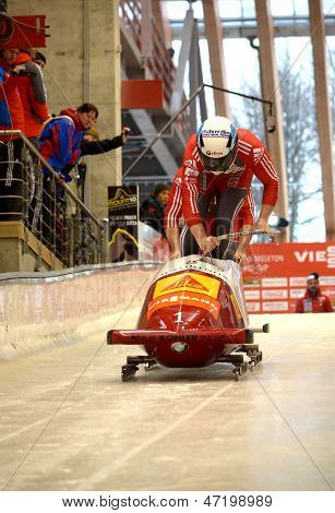 FIBT Viessmann Bobsleigh @ Skeleton World Cup