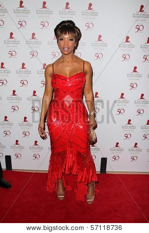 Elise Neal at the St. Jude Children's Research Hospital 50th Anniversary Gala, Beverly Hilton, Beverly Hills, CA 01-07-12