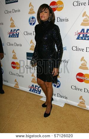 Whitney Houston at the Clive Davis Pre-Grammy Awards Party, Beverly Hilton Hotel, Beverly Hills, CA. 02-12-11