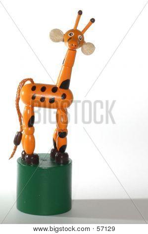 Toy Giraffe...