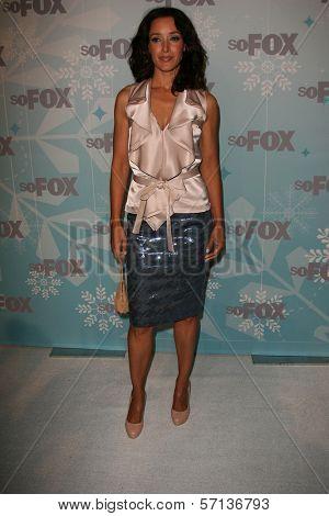 Jennifer Beals at the 2011 FOX Winter All-Star Party, Villa Sorriso, Pasadena, CA. 01-11-11