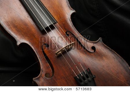 Violin On The Couch