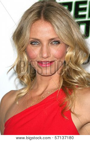 Cameron Diaz at