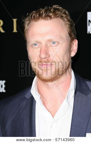 Kevin McKidd at a Bvlgari Private Event Honoring Simon Fuller And Paul Haggis To Benefit Save The Children And Artists For Peace And Justice, Private Location, Beverly Hills, CA. 01-13-11
