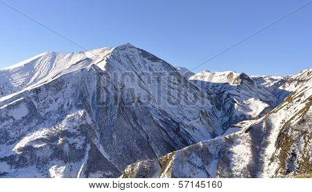 Caucasian Mountain, Georgia