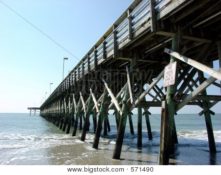 Old Wooden Pier