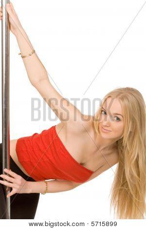 At A Pole