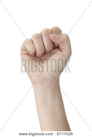 Female Fist