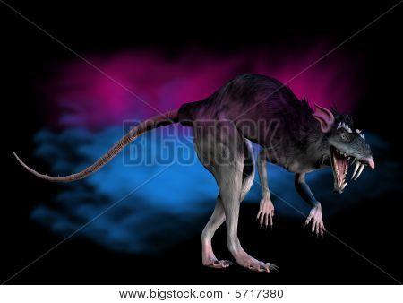 Rat Like Creature