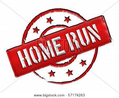 Stamp - Home Run