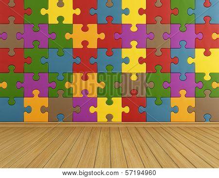 Empty Puzzle Room