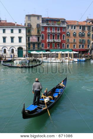 Transportation In Venice