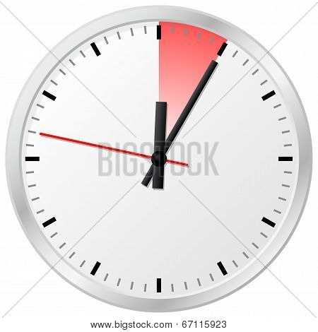 Timer With 5 (five) Minutes