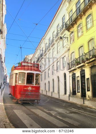 Lisbon In Colors