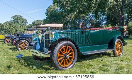 1919 Paterson Touring Sloan
