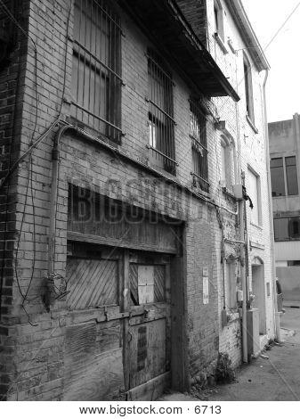 Back Alley Doors 1