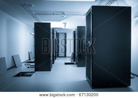 server room and data center