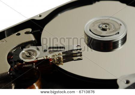 Hard disk drive details