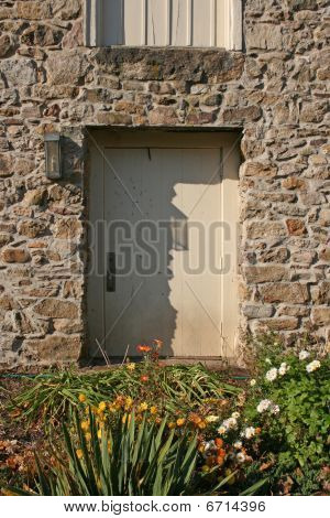 Old Mill Door
