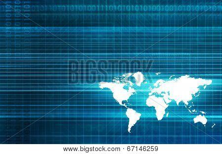 Global Partners in Export Trade Software Art