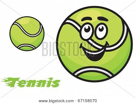 Tennis icon or emblem