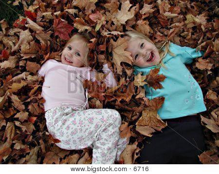 Leaf Girls 1