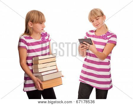 E-book Or Book