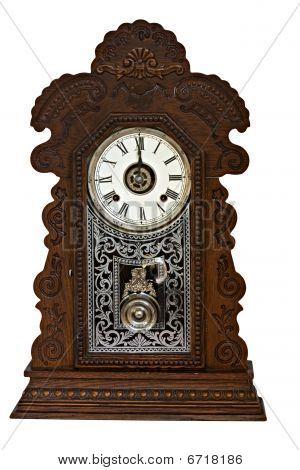 Gingerbread Clock