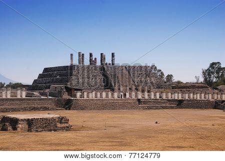 Tula ruins