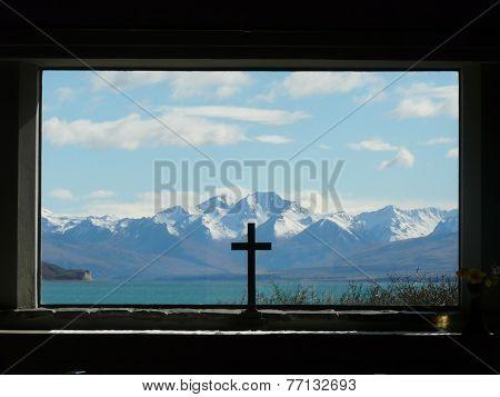 Church of the Good Shepherd at Lake Tekapo, New Zealand