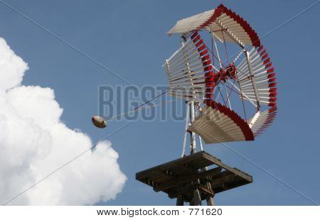 Unique Windmill