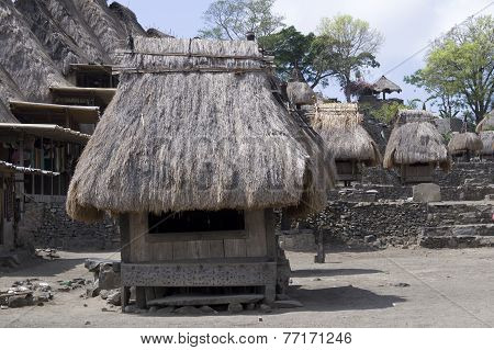 Traditional Bena House