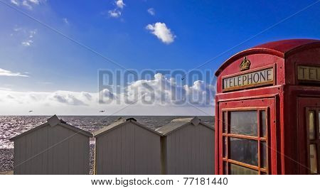 Phonebox Gpo Exmouth