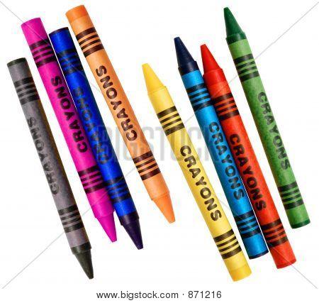 Crayons 4