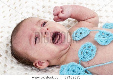 Crying Newborn