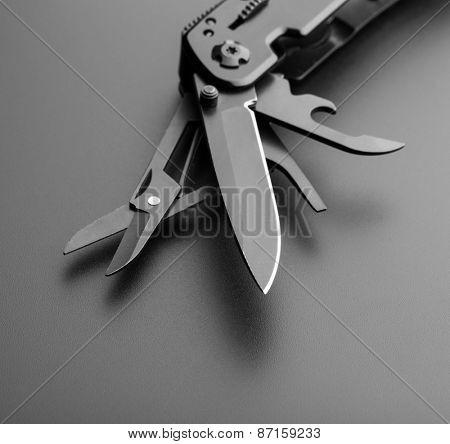 Multitool knife