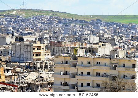 Ruins Of Kobane