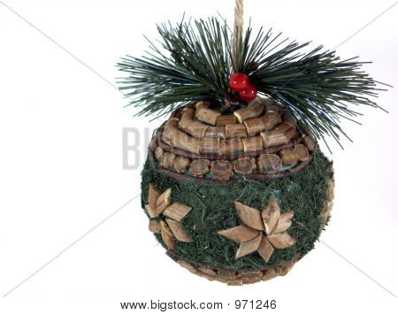 Pine Ornament