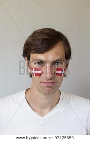 Angry Danish Sports Fan