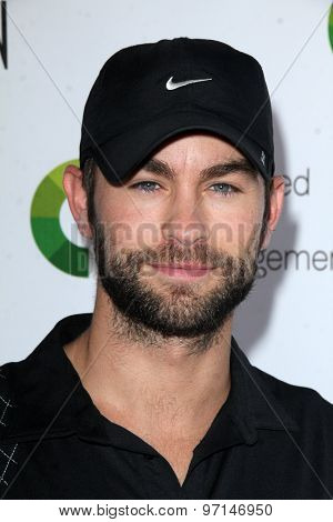 LOS ANGELES - JUN 8:  Chace Crawford at the SAG Foundations 30TH Anniversary LA Golf Classi at the Lakeside Golf Club on June 8, 2015 in Toluca Lake, CA