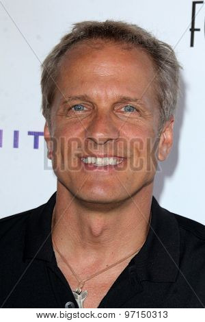 LOS ANGELES - JUN 8:  Patrick Fabian at the SAG Foundations 30TH Anniversary LA Golf Classi at the Lakeside Golf Club on June 8, 2015 in Toluca Lake, CA