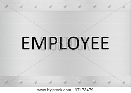 Employee Sign On Silver