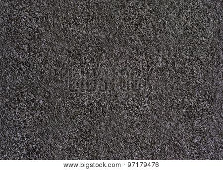 Black Carpet Texture For Background