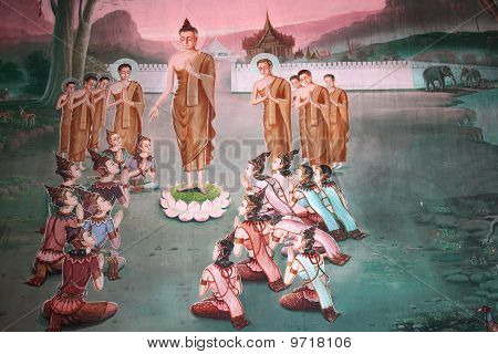 Buddha' s Pontification